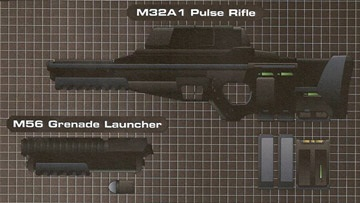 File:M32A1 Pulse Rifle.png
