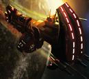 Slaver ship (Bred to Kill Issue 0)