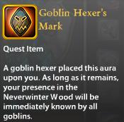 Goblin Hexer's Mark