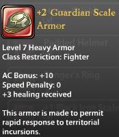 2 Guardian Scale Armor
