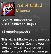 Vial of Illithid Mucous