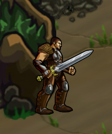 Cultist Mercenary (Fighter)