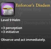 Enforcer's Diadem