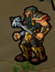 Dwarf Battle Cleric
