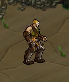 Cultist Mercenary (Ranger)
