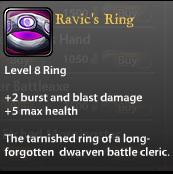 Ravic's Ring
