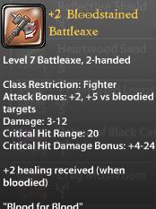 2 Bloodstained Battle