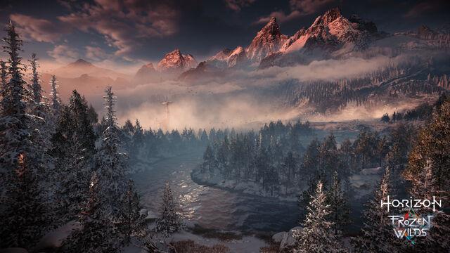 Datei:The Frozen Wilds Screenshot 2.jpg