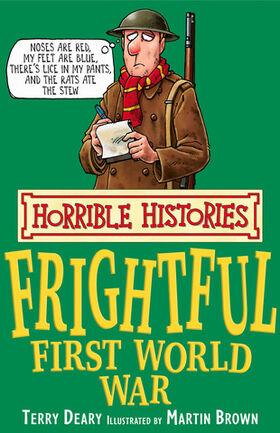 Frightful First World War Cover