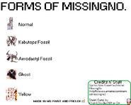 Forms of missingno by elliemcdoodler2011-d5gd4u3