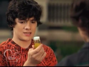 Ethan with the potion