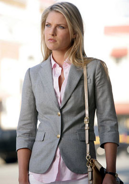 Agent Alison Redfield