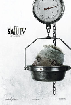 SawIV poster