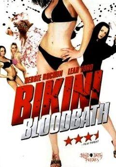 Bikini Bloodbath Poster