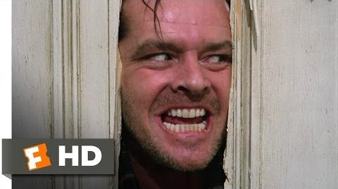 Here's Johnny! - The Shining (7 7) Movie CLIP (1980) HD