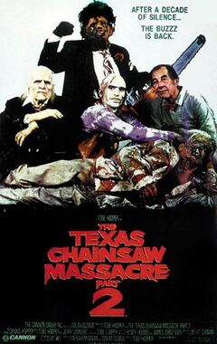 The texas chainsaw massacre part two2