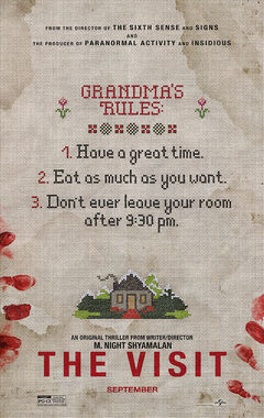 The Visit Poster 002
