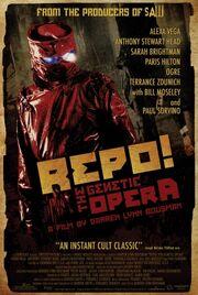 Repo poster