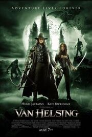 220px-Van Helsing poster