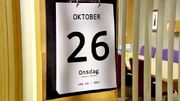 Kalender 26. oktober 2011