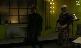 Benedicte og Odds leilighet