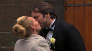 Eva og Otto før bryllupet