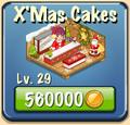 XMas Cakes Facility