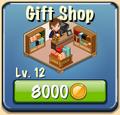 Gift shop Facility