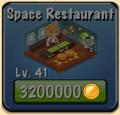 Space Restaurant Facility