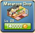 Macaroon shop Facility