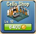 Cello Shop Facility
