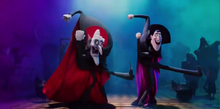 Vlad and Drac