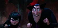 Mavis and Drac