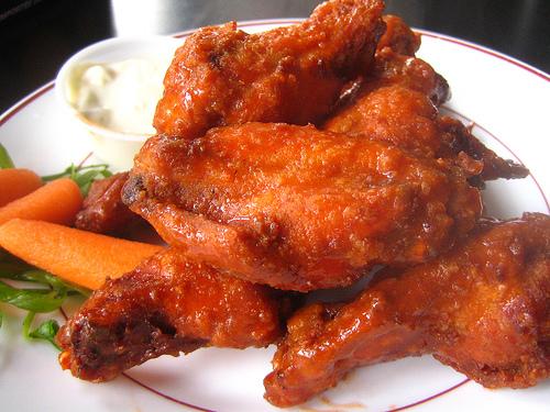 File:Buffalo wing sauce.jpg
