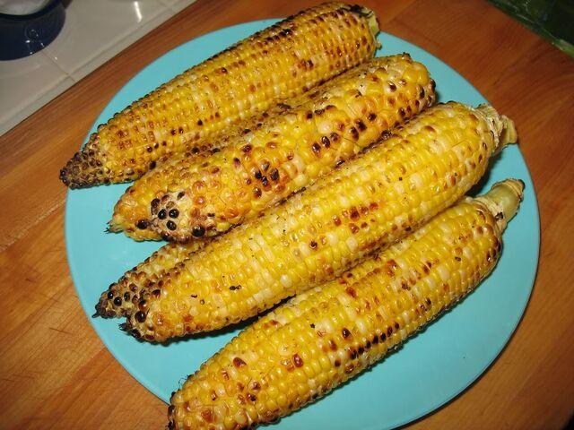 File:Roasted cayenne corn.jpg