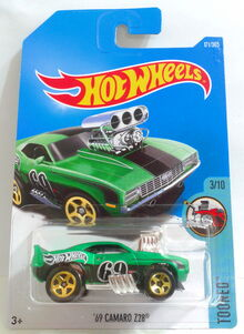 69 Camaro Z28 - Tooned 3 - 17 Cx
