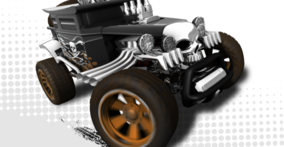 X1658 BAJA Bone Shaker detail bkgd