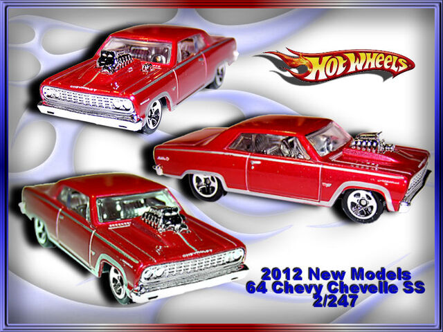 File:2012 New Models 64 Chevy Chevelle SS.jpg