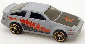 CorollaAE86 - Gray