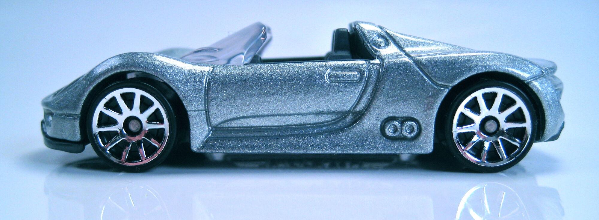 image porsche 918 spyder profile jpg hot wheels wiki. Black Bedroom Furniture Sets. Home Design Ideas