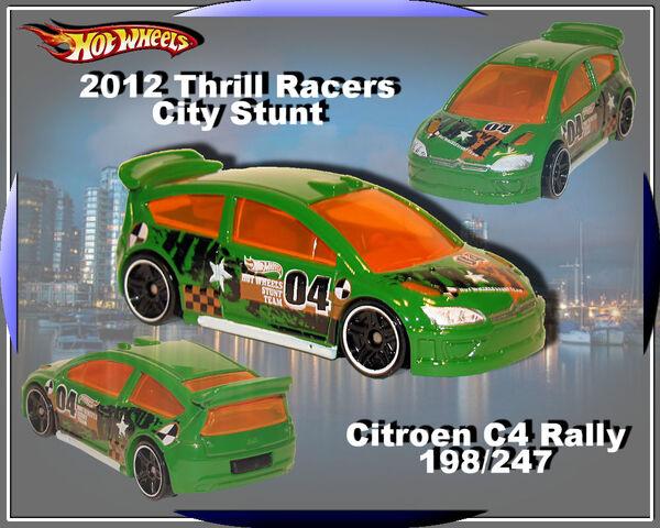 File:2012 Thrill Racers-City Stunt Citroen C4 Rally.jpg