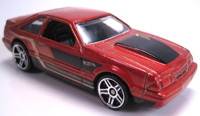 File:'92 Ford Mustang 2014 50 years set car.JPG