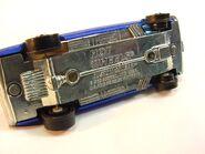 1968 Custom Couger Blue US base shot