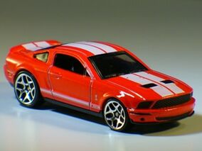 07ShelbyGT500Red