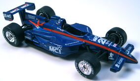 Indy Car Series MCI Max Papis 1998 rubber tires