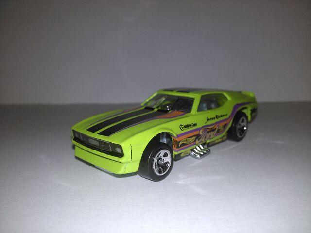 File:Hot wheels 71 mustang.jpg