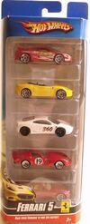 5pack Ferrari5 2010