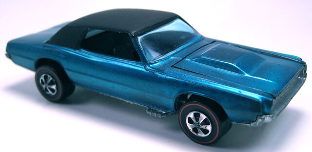 File:Custom T-Bird Aqua with black roof.JPG