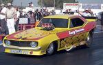 Gary Densham Funny Car