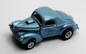 '41 Willys Gasser-1998 4-Car set